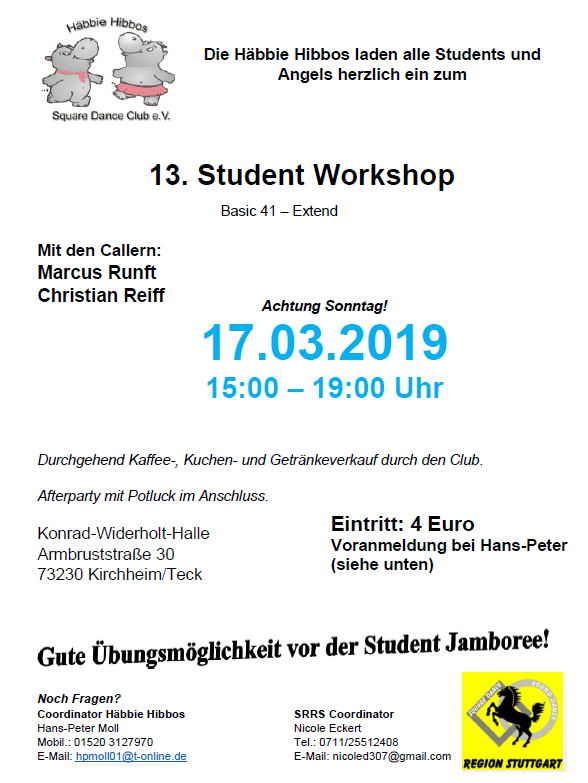 Student Workshop