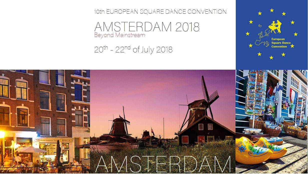 Square Dance Convention 2018 Amsterdam
